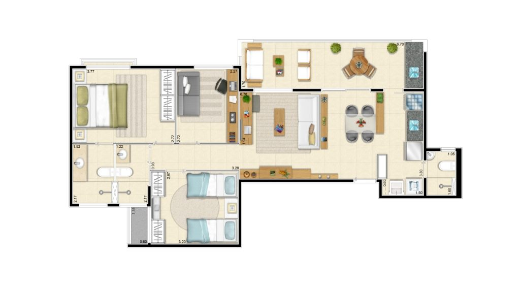 79,42 m²