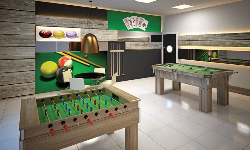 Salão-de-jogos