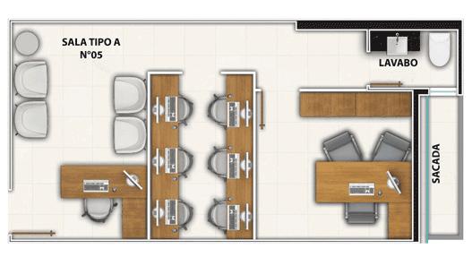 Sala Tipo A