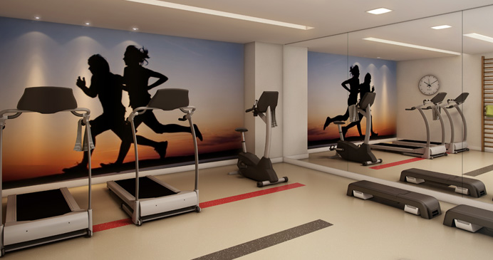 10 Fitness Aerobico