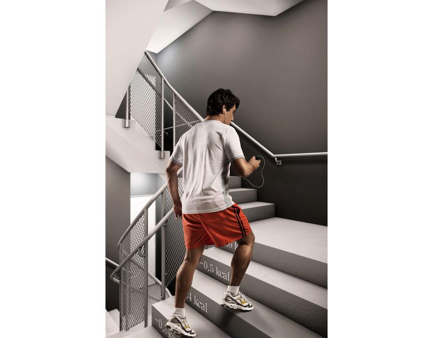 13 Escada Humanizada