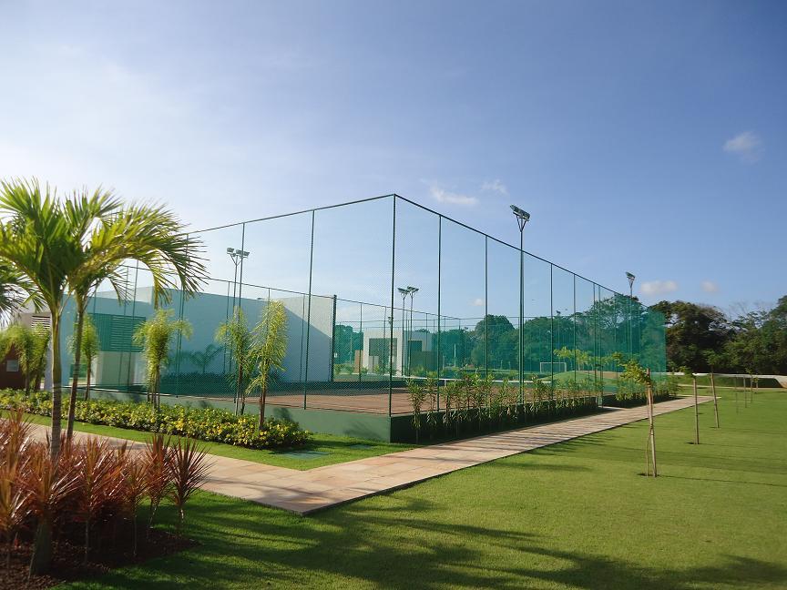 15 Quadra de tenis