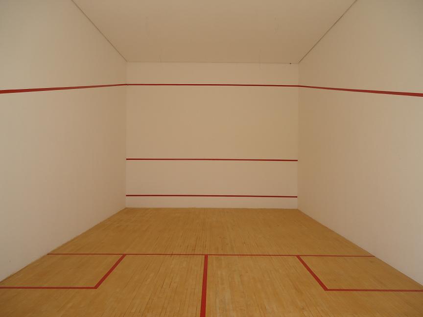 18 Quadra de Squash
