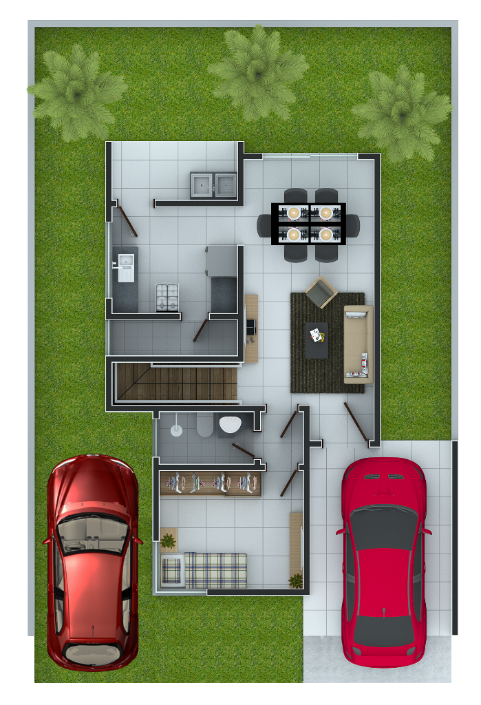 Terreo - Casa 91m²
