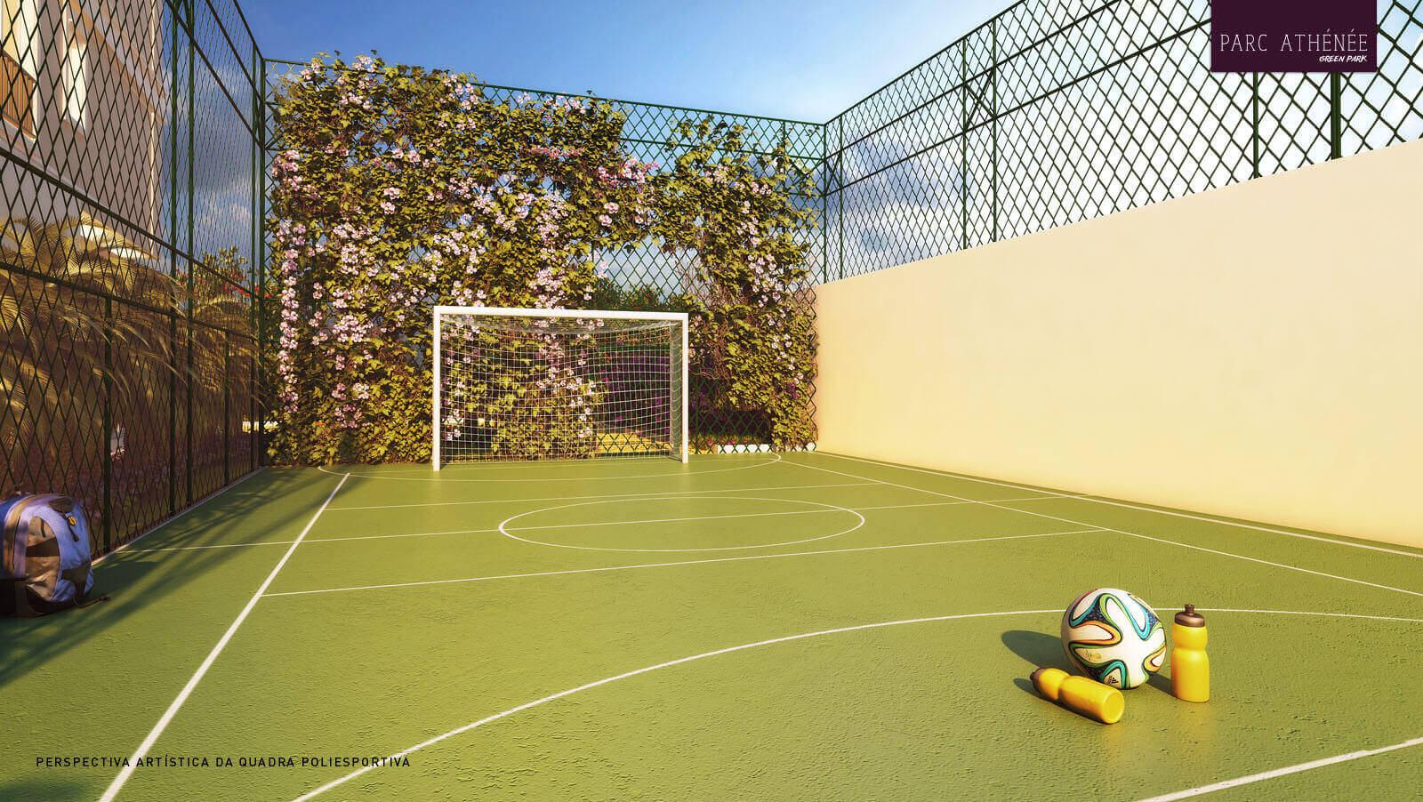 Parc – Quadra Esportiva