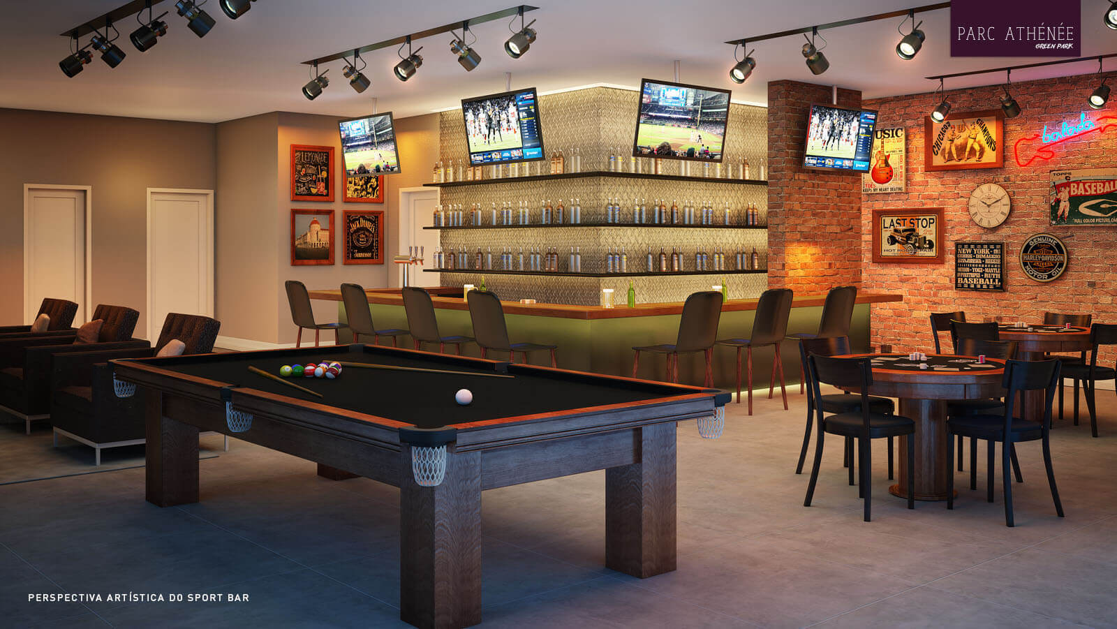 Parc – Sport Bar