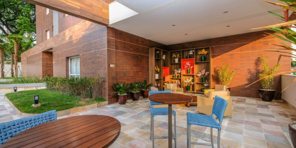 Quartier – Garden Lounge