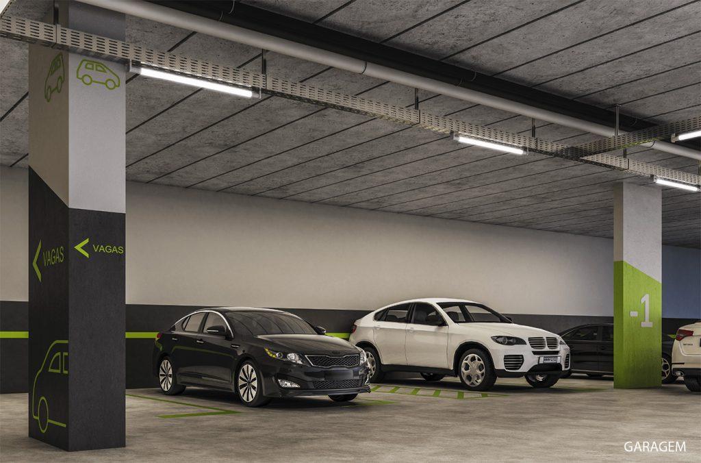 madera-estacionamento