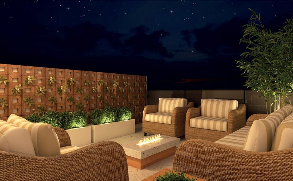 espaco lounge