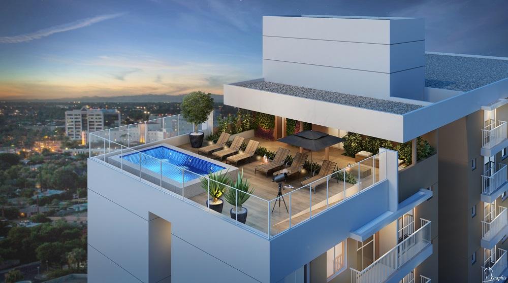 4. Rooftop, Piscina e Bar