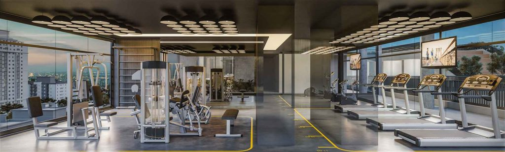 fitness Panoramico