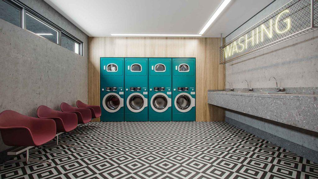 lavanderia coletiva