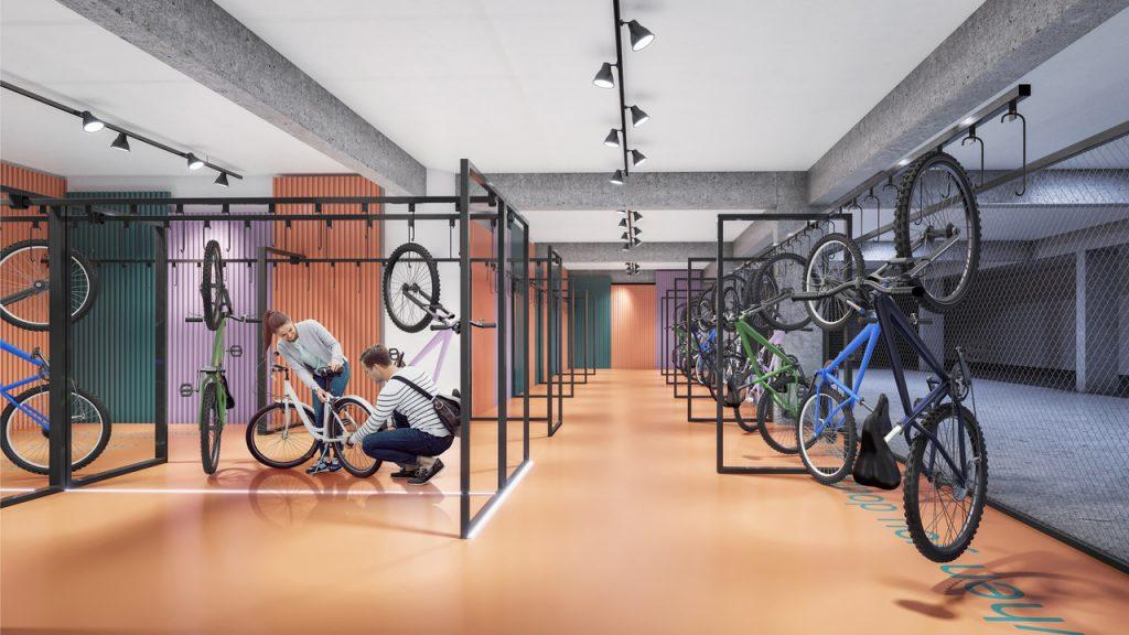Bike Sharing e Bicicletário