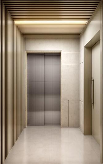 Hall privativo personalizado