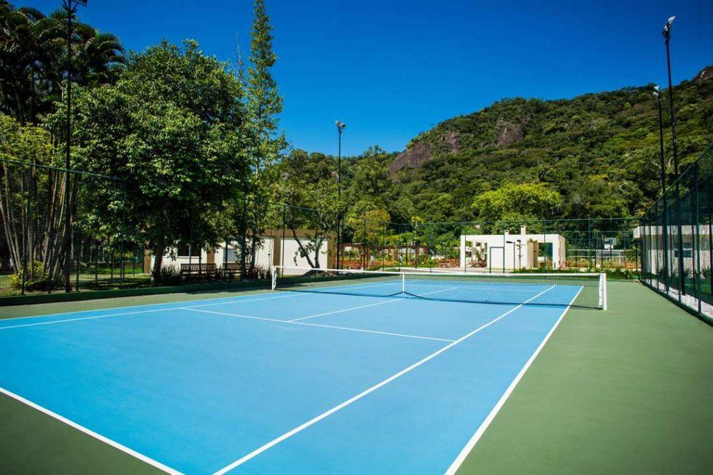 Quadra de tênnis