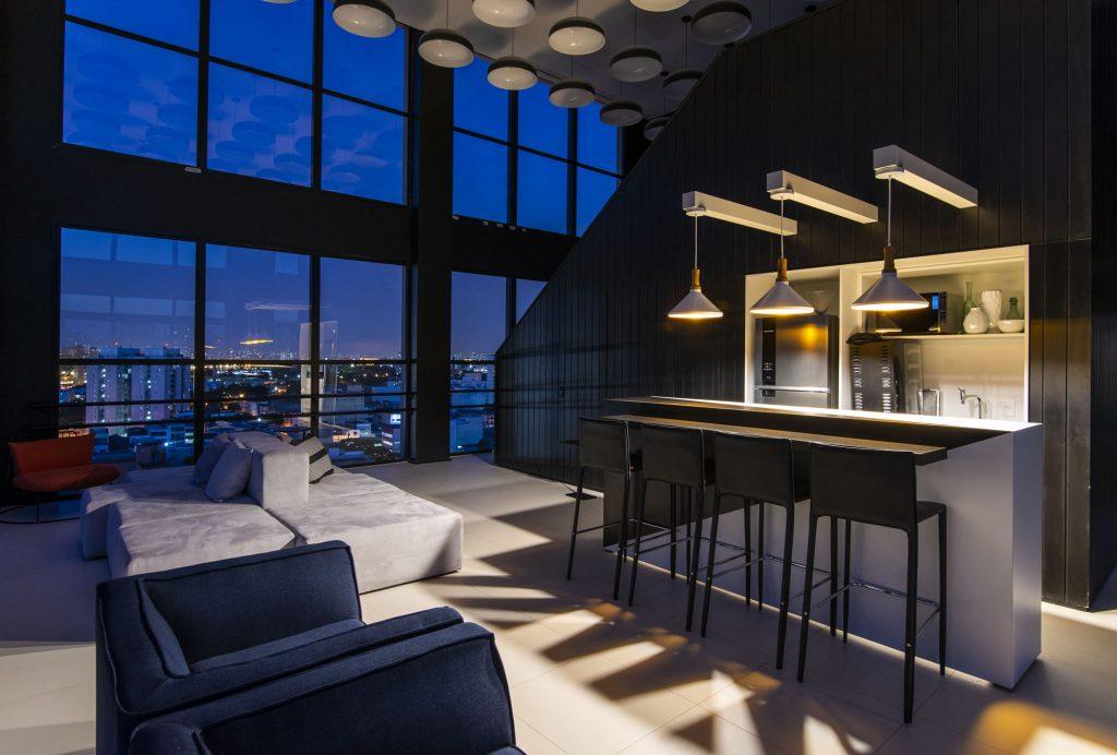 lounge Cobertura