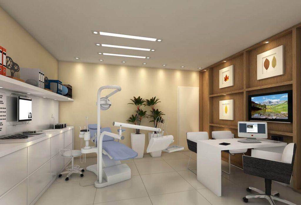 41m² – consultório odontologico