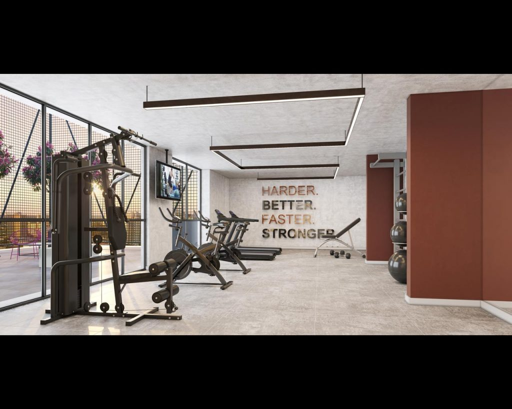 Fitness Residencial