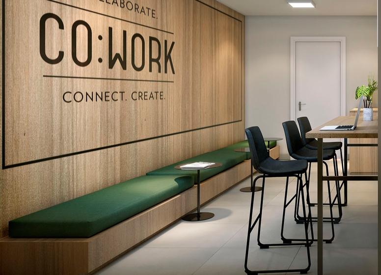 Cowork – Perspectiva Ilustrada