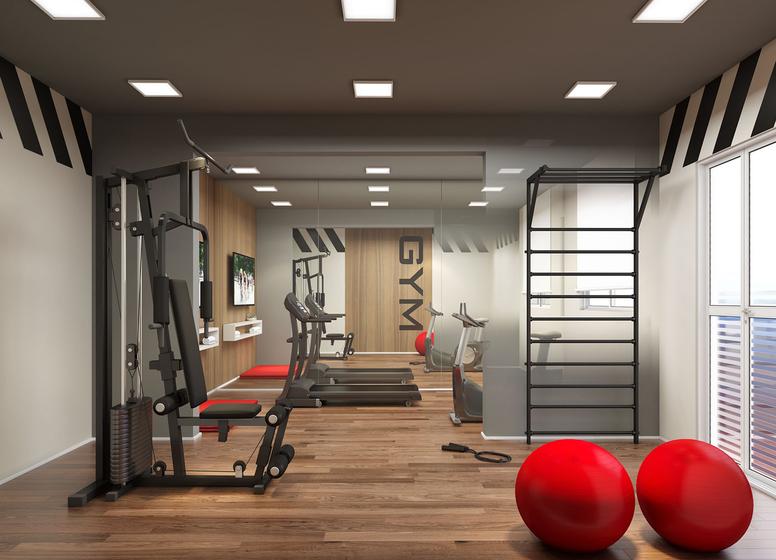 Fitness – Perspectiva Ilustrada