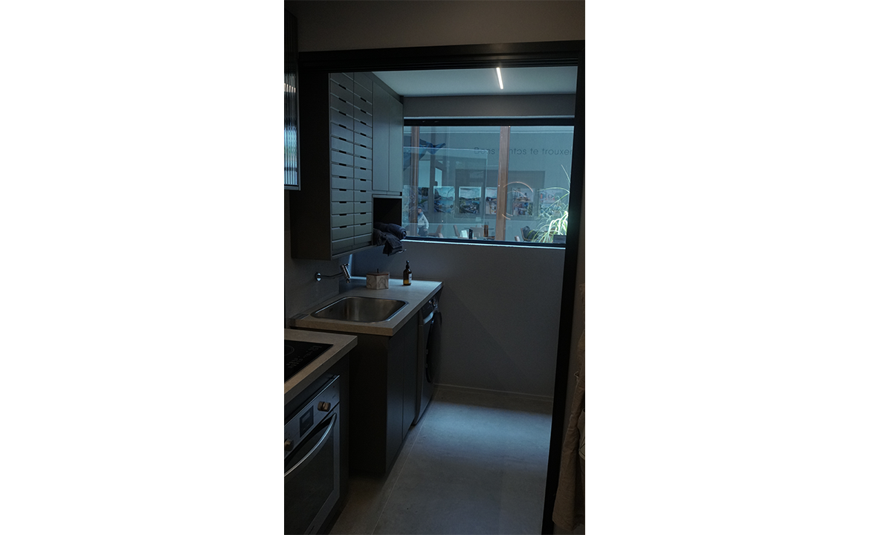 Cozinha e Área de Serviço Decorado