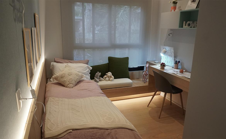Dormitório Menina 2 Decorado