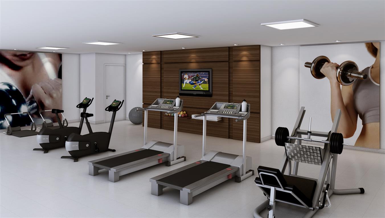 Fitness Perspectiva Ilustrada